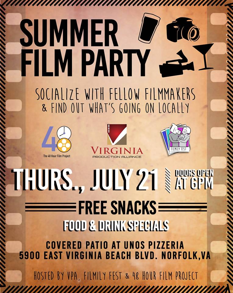 Summer Film Party FF16