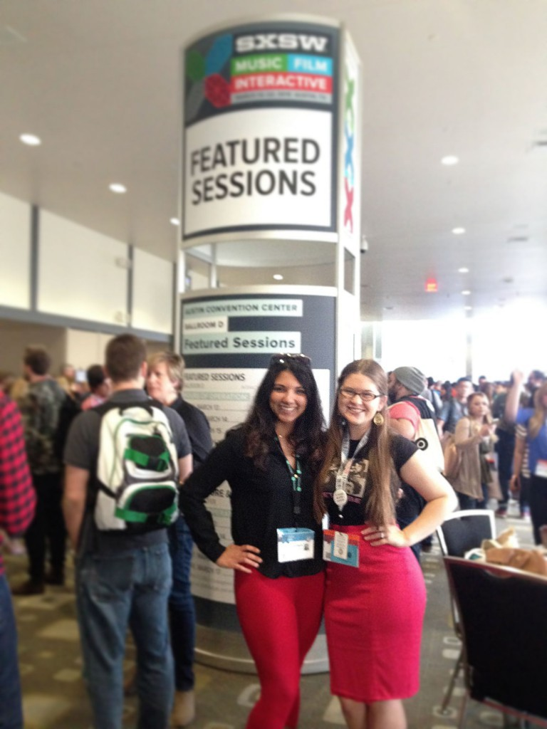 Networking at SXSW